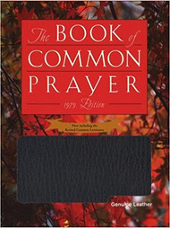 1979 Book of Common Prayer, Personal Edition - Black