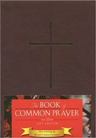 1979 Book of Common Prayer, Gift Edition - Wine