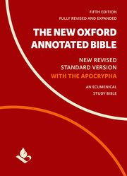 The New Oxford Annotated Bible with Apocrypha NRSV (Paperback)