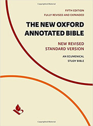 The New Oxford Annotated Bible: New Revised Standard Version - 5th Edition