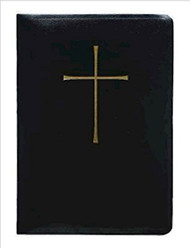 Book of Common Prayer, Deluxe Chancel Edition - Black