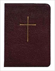 The Book of Common Prayer, Deluxe Personal Edition - Burgundy