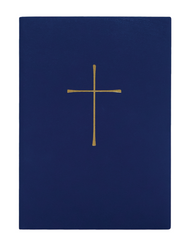 The Book of Common Prayer, Study Edition - Blue