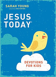 Jesus Today Devotions for Kids (Jesus Calling®)