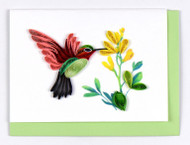 Hummingbird Note Card Box Set