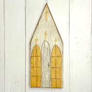 Ginger Leigh Designs: XXL Beeswax Church
