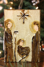Ginger Leigh Designs: Bethlehem Nativity