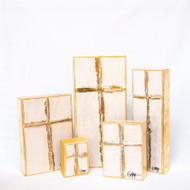 Ginger Leigh Designs: Alpha Cross -  Medium