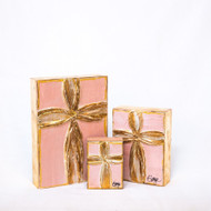 Copy of Ginger Leigh Designs: Genesis Cross Blush - Extra Small