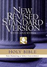 The New Revised Standard Version Bible with Apocrypha - Paperback