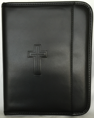 Zippered Padfolio Tablet Case, Universal Fit, Cross