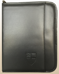 Zippered Padfolio Tablet Case, Universal Fit, Episcopal Shield