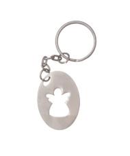 Angel Openwork Keychain