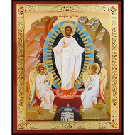 Resurrection of Christ Mini Icon