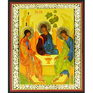 Old Testament Trinity Icon
