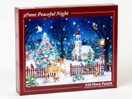 Peaceful Night Jigsaw Puzzle