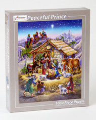 Peaceful Prince Jigsaw Puzzle