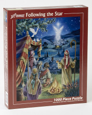 Following the Star Jigsaw Puzzle