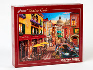 Venice Cafe Jigsaw Puzzle