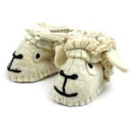 Lamb Zooties (Baby Booties)