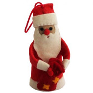 Santa Clause Felt Ornament