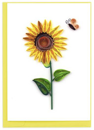 Sunflower Note Card Box Set