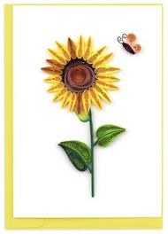 Sunflower Note Card Box Set