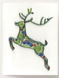 Reindeer Gift Enclosure
