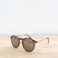 Solana Sunglasses - Tortoise/Brown