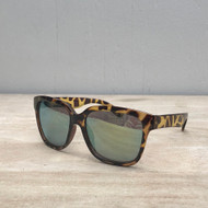 Elden Sunglasses - Tortoise/Green