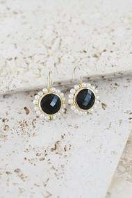 Meg's Favorite Earrings- Black Onyx