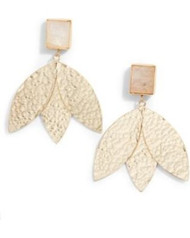 Eden Earrings - Moonstone