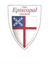 Episcopal Shield Decal