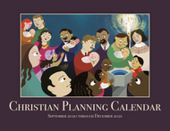 Christian Planning Calendar 2021 (Sept. 2020 through Dec. 2021)