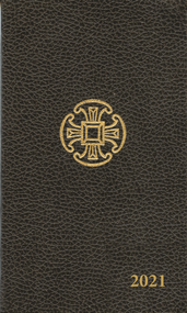 Christian Pocket Diary (Calendar) 2021