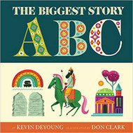 The Biggest Story ABC: Board Book
