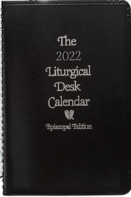 Episcopal Liturgical Desk Calendar 2022