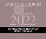 Episcopal Lesson Calendar RCL 2022