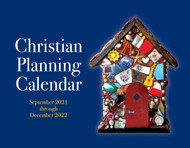Christian Planning Calendar 2022 (Sept. 2021 through Dec. 2022)