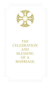 Celebration and Blessing of a Marriage - Gift Edition #7950