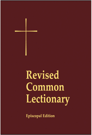 Revised Common Lectionary: Episcopal Edition (Pew)