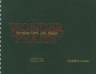 Wonder, Love, and Praise: A Supplement to The Hymnal 1982 (Leaders Guide)