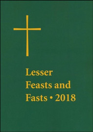 Lesser Feasts and Feasts 2018