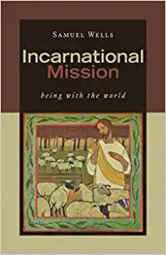 Incarnational Ministry: Being with the World