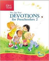 Devotions for Preschoolers 2 by Carla Barnhill