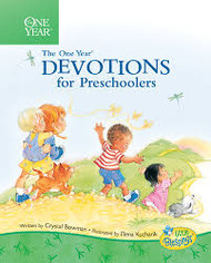Devotions for Preschoolers by Crystal Bowman