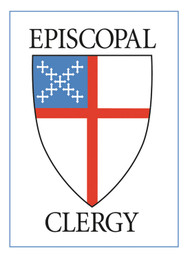 Episcopal Clergy Static Decal