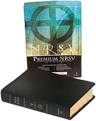 NRSV Premium Gift Bible: Bonded Leather (Cobbled)
