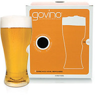 16 oz. govino beer glasses - Set of Four