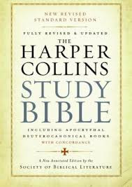 The Harper Collins Study Bible: Fully Revised and Updated, NRSV (Hardcover)